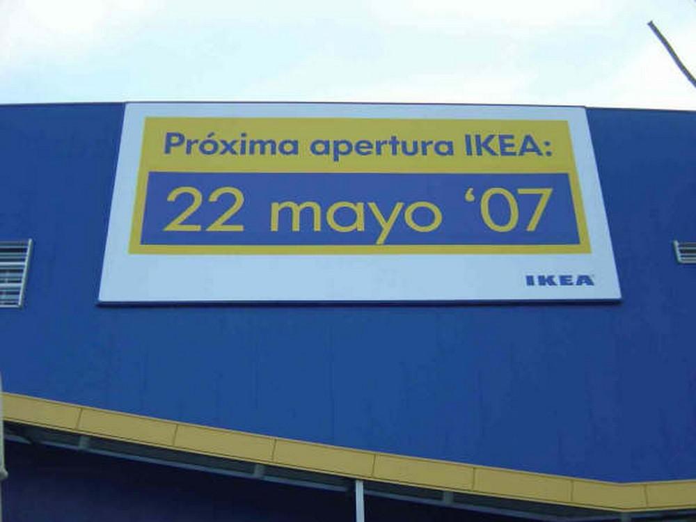 Icónica | Casos de Exito: Rotulación Multi Ubicación IKEA