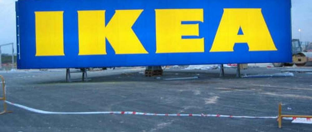 Monopostes IKEA Murcia | ICÓNICA | Expertos en rotulación en Vitoria-Gasteiz