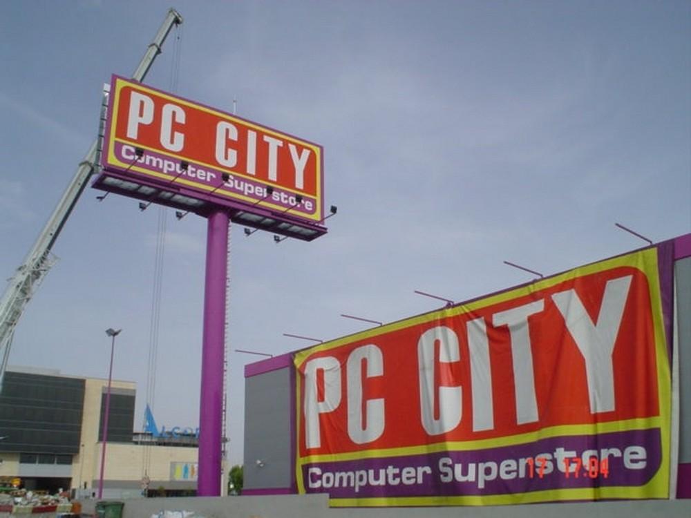 monopostes pc city leganes
