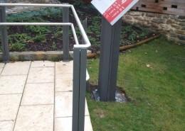 Señalética Helice en Vitoria-Gasteiz | ICÓNICA | Rótulos en Vitoria-Gasteiz | Expertos en rotulación