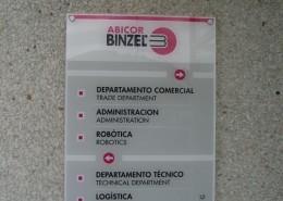 Señalética Herza Olaberria | ICÓNICA | Rótulos en Vitoria-Gasteiz | Expertos en rotulación