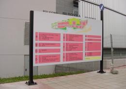 Señalética Zikotz Lodosa   ICÓNICA   Rótulos en Vitoria-Gasteiz   Expertos en rotulación
