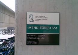 señaletica ayuntamiento de vitoria