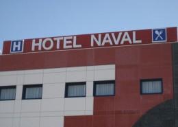 letras corporeas luminosas hotel la naval bilbao 1