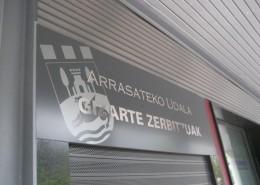 letras recortadas zikotz arrasate