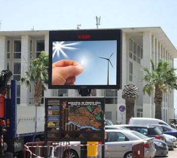 Las pantallas digitales, publicidad efectiva en tu control | ICÓNICA