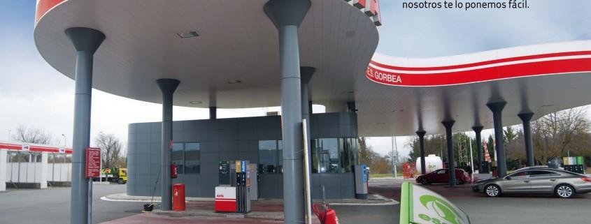 Renovación de rótulos de gasolineras | ICÓNICA | Expertos en rotulación
