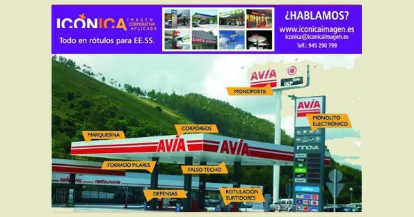 anuncio revista gasolineras