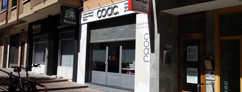 Cambio de imagen del COAC | ICÓNICA | Expertos en rotulación