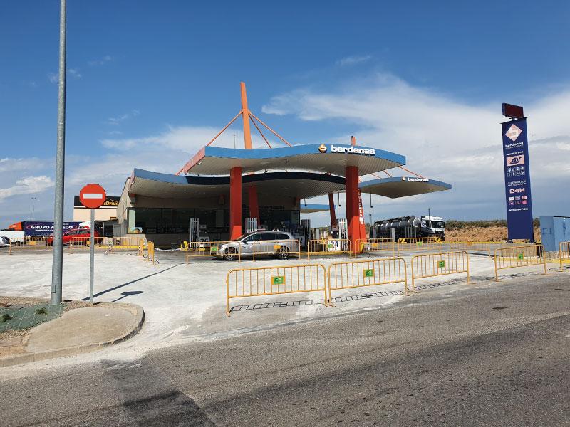 Gasolineras e imagen corporativa